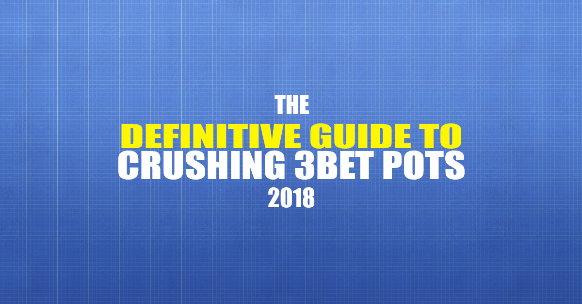 FREE] The Definitive Guide To Crushing Three-Bet Pots In PLO Poker