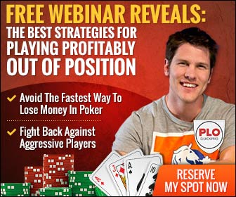 Best PLO MTT Strategy Tips For SCOOP and WSOP - PLO QuickPro